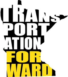 Transportation Forward Logo